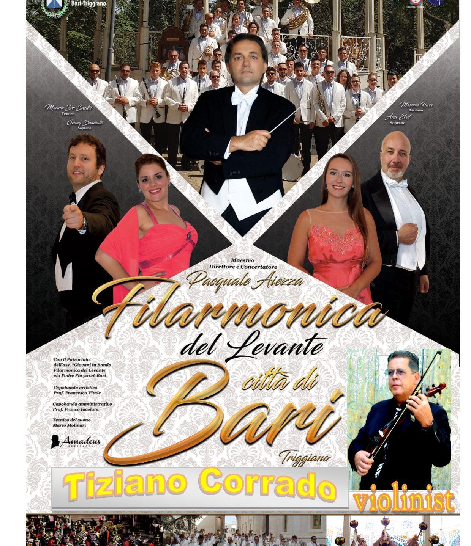 """Filarmonica del Levante """"Città di Bari"""""""