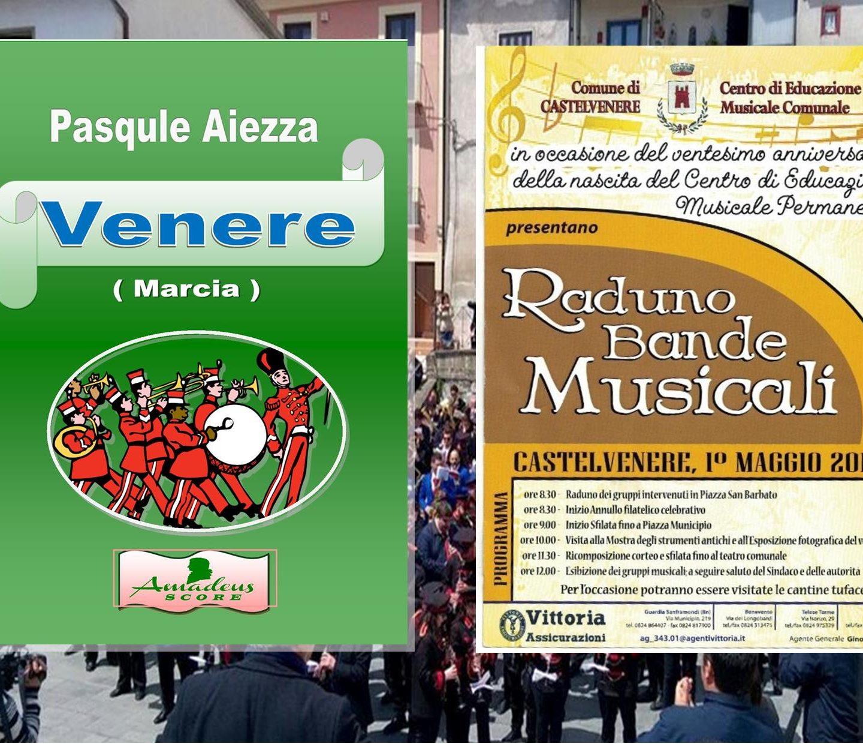 Venere marcia di Pasquale Aiezza